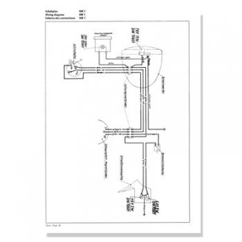 Schreiber ersatzteilliste k50sl mk2 for 501 plan