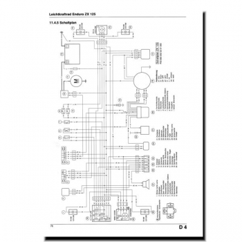 schreiber-zweiradshop.de - Reparaturanleitung SACHS Enduro ZX125 2-Takt