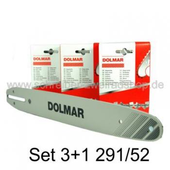 Sägekette Ersatzkette 40 cm für DOLMAR Elektrosäge ES-172 A